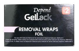 Depend Removal Wraps (10pcs)