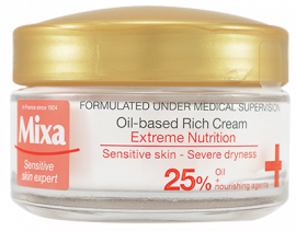 Mixa Oil Based Rich Cream Extreme Nutrition (50mL)