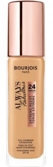 Bourjois Paris Always Fabulous Foundation 24H SPD20 (30mL) 310 Beige