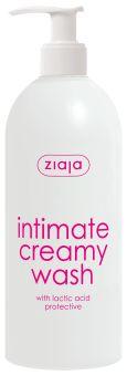 Ziaja Intimate Creamy Wash Wiht Lactic Acid (500mL)