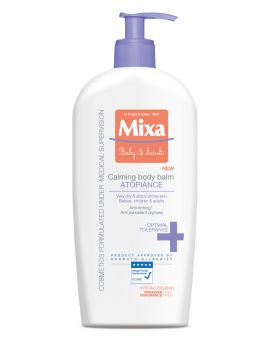 Mixa Atopiance Calming Body Balm For Very Dry And Atopie Prone Skin (400mL)