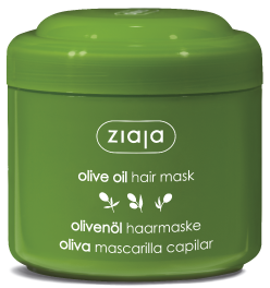 Ziaja Olive Oil Regenerating Hair Mask (200mL)
