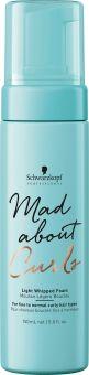 Schwarzkopf Professional Bonacure Mad About Curls Light Whipped Foam (150mL)