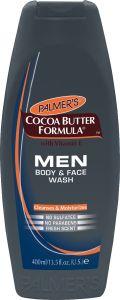 Palmer's Men Body & Face Wash (400mL)
