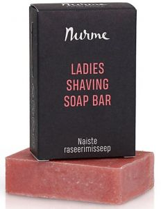 Nurme Ladies Shaving Soap Bar (100g)