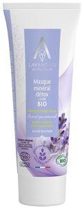 Lavandais Organic Detox Mineral Face Mask (75mL)