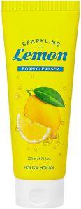 Holika Holika Sparkling Lemon Foam Cleanser (200mL)
