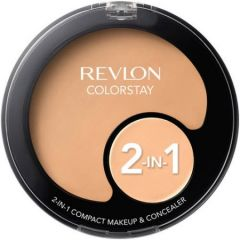 Revlon Compact Foundation & Concealer (0,35g)