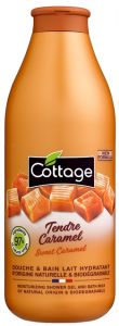 Cottage Bath&Shower Gel Caramel (750mL)