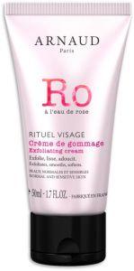 Arnaud Paris Rituel Visage Exfoliating Cream for Normal And Sensitive Skin (50mL)