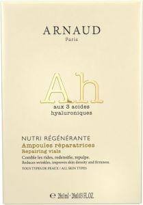 Arnaud Paris Nutri Regenerante Firming And Regenerating Hyaluronic Acides Vials For All Skin Types (28x1mL)