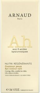 Arnaud Paris Nutri Regenerante Firming and Regenerating Eye Contour Care for All Skin Types (15mL)