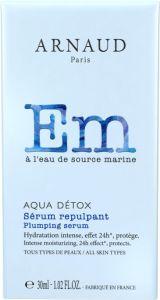 Arnaud Paris Aqua Detox 24h Hydrating Plumping Serum For All Skin Types (30mL)