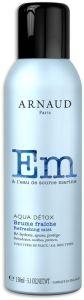 Arnaud Paris Aqua Detox Hydrating & Refreshing Mist for All Skin Types (150mL)