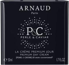 Arnaud Paris Perle & Caviar Premium Day Cream for All Skin Types (50mL)