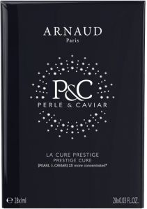 Arnaud Paris Perle & Caviar Premium Prestige Cure Vials For All Skin Types (28x1mL)