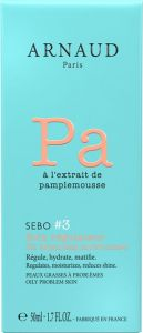 Arnaud Paris Sebo Oil Balancing Moisturizer for Oily Problem Skin (50mL)