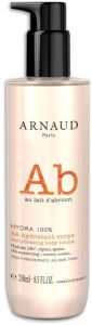 Arnaud Paris Hydra 100% 24h Hydrating Body Lotion with Abricot for All Skin Types (250mL)