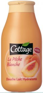 Cottage Shower Gel Peach (250mL)