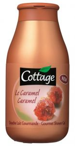 Cottage Shower Gel Caramel (250mL)