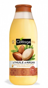 Cottage Extra Nourishing Oil Shower Argan Oil (560mL)