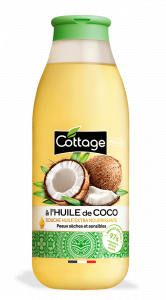Cottage Extra Nourishing Oil Shower Coconut Oil (560mL)