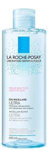 La Roche-Posay Micellar Water Ultra Reactive Skin (400mL)