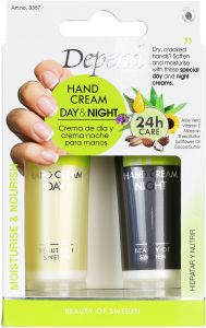 Depend PT Day and Night Hand Cream