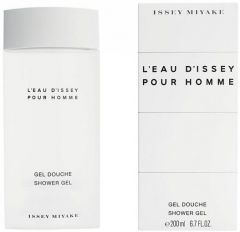 Issey Miyake L'Eau D'Issey Pour Homme Shower Gel (200mL)