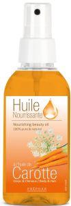 Prephar Carrot Oil for Face, Body, Hair (100mL)