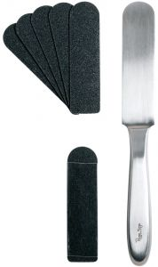 Peggy Sage Stainless Steel Pedicure Rasp