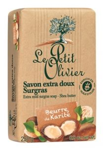Le Petit Olivier Extra Mild Soap Shea Butter (250g)