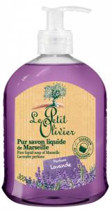 Le Petit Olivier Pure Liquid Soap of Marseille Lavender (300mL)