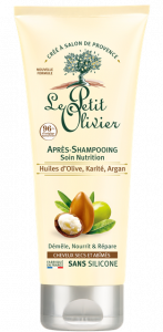 Le Petit Olivier Hair Conditioner Nutrition For Dry and Damaged Hair Olive, Shea & Argan Oil (200mL)