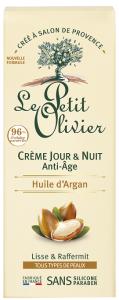 Le Petit Olivier Day & Night Cream Anti-Aging Argan Oil (50mL)