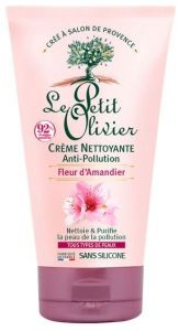 Le Petit Olivier Anti-Pollution Cleansing Cream Almond Blossom (150mL)