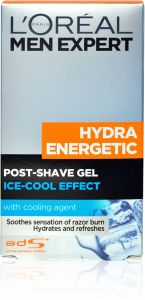 L'Oreal Paris Men Expert Hydra Energetic After-shave Balm (100mL)