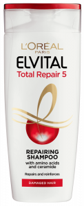 L'Oreal Paris Elvital Total Repair 5 Shampoo (400mL)