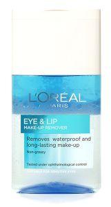 L'Oreal Paris Eye and Lip Make-up Remover (125mL)