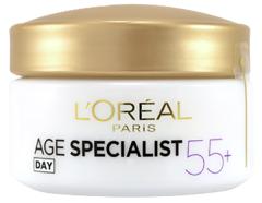 L'Oreal Paris Age Specialist 55+ Anti-Wrinkle Restoring Day Cream (50mL)