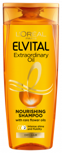 L'Oreal Paris Elvital Extraordinary Oil Shampoo (400mL)
