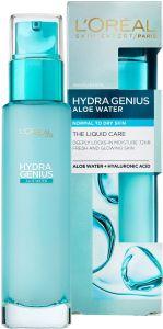 L'Oreal Paris Hydra Genius Aloe Water Moisturizer for Normal To Dry Skin (70mL)
