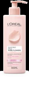 L'Oreal Paris Milk Rare Flowers (400mL) Rose and Jasmine