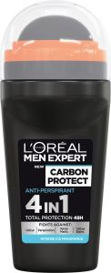 L'Oreal Paris Men Expert Carbon Roll-on Deodorant (50mL)