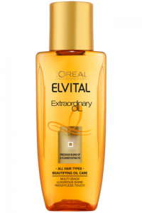 L'Oreal Paris Elvital Extraordinary Oil Deeply Moisturizing Oil for All Hair Types (50mL)