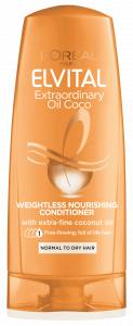 L'Oreal Paris Elvital Extraordinary Oil Coconut Conditioner (200mL)