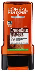 L'Oreal Paris Men Expert Shower Gel Barber Club (300mL)