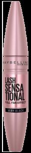 Maybelline New York Lash Sensational Mascara (9,5mL) Black