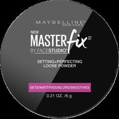 Maybelline New York Facestudio Master Fix Setting & Perfecting Loose Powder Translucent