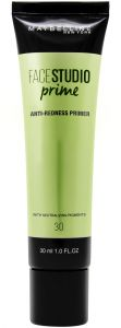 Maybelline New York Face Studio Master Prime Primer (30mL) 30 Anti-Redness